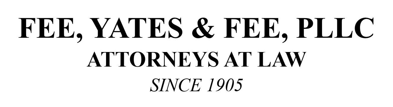 Fee Yates Fee temporary logo